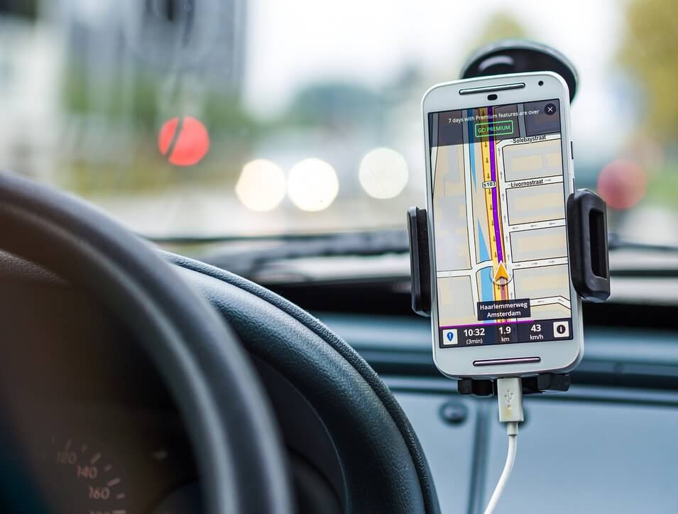 solution tracking gps